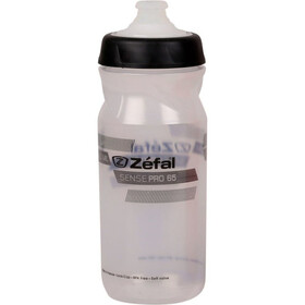 Zefal Sense Pro Drinking Bottle Bike bottle transparent